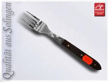 Tenedor Tenedor de mesa Mangos remachado Pom negro RF