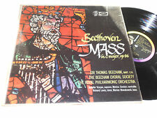 BEETHOVEN Mass in C NM- Beecham Royal Phil Vyvyan Sinclair Richard Lewis G-7168