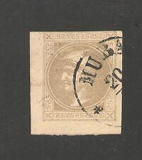 Austria #P9a VF Used - 1873 1kr Mercury - Lilac Brown - Wmk. 91 - SCV $25.00
