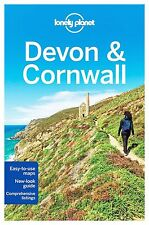 Lonely Planet Devon & Cornwall by Oliver Berry, Lonely Planet, Belinda Dixon...