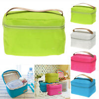 Insulated Thermal Cooler Bento Lunch-Box Tote Picnic Storage  Sell