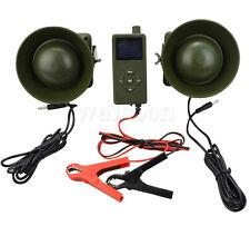Ourdoor Hunting Bird Caller MP3 Player 2*60W Loud Speaker 300 Songs Timer