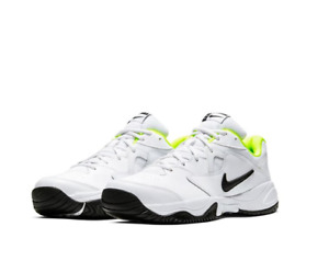 Nike Court Lite 2 Mens Trainers Nike Tennis Court Trainers Outdoor Indoor Shoes