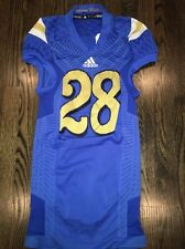 Game Worn UCLA Bruins Football Jersey Used adidas #28 Size L