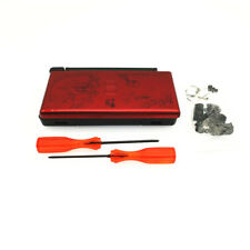Red Imperial Dragon Housing Shell For Nintendo DS Lite NDSL DSL Case