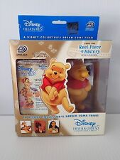 Disney Treasures Collectible Cards Winnie the Pooh figurine--New in Box
