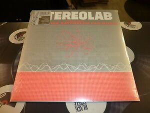 """STEREOLAB - THE GROOP PLAYED """"SPACE AGE BATCHELOR PAD MUSIC"""" LP MINT/SEALED"""