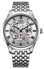 Rotary Mens Greenwich Stainless Steel Bracelet GB02940/06 Watch - 14% OFF!