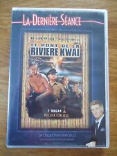 DVD * LE PONT DE LA RIVIERE KWAI * WILLIAM HOLDEN ALEC GUINNESS HAWKINS GUERRE