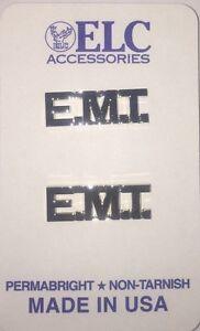 EMT Collar Brass Silver 3/8