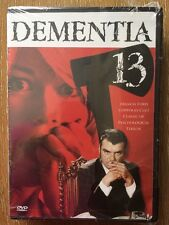 Horror 2 DVD Pack Bucket of Blood / Dementia 13 (New) Coppola Roger Gorman