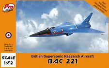 1/72 BAC 221 British Aircraft Resin kit Olimp - Pro Resin R72057