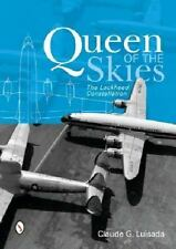 QUEEN OF THE SKIES - NEW HARDCOVER BOOK