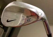 Nike Golf Forged 60 Degree Lob Wedge S400 Stiff Shaft Right handed