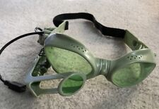 Tiger Electronics Lazer Laser Tag Team Ops Green Goggles Headset