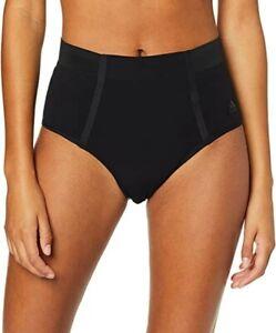 Adidas Black High Waisted Swimming Bikini Bottoms BNWT Size Small