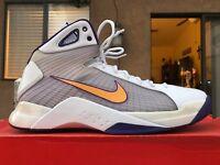 2008 Nike Hyperdunk Supreme Kobe Bryant Lakers Men's Size 11.5 White/Gold/Purple