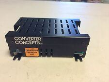 Converter Concepts ST25-341-10/0 Power Supply 90-240 VAC Input ST25341100