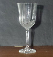 Crystal Wine Glass Goblet 10 oz 8 inches tall