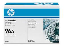 HP 96A C4096A Cartucho Toner para HP Laserjet 2100-2200 Series.Original 96A