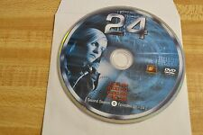 24 Second Season 2 Disc 6 Replacement DVD Disc Only*