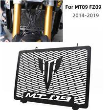 Motorrad Zubehör Kühlergrill Kühler Abdeckung Schutz Für YAMAHA MT-09 MT09 14-17