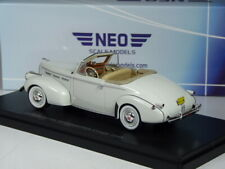(KI-12-22) Neo Scale Models LaSalle Series 50 Convertible 1940 in 1:43 in OVP