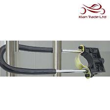 DOUBLE DOOR LOCK Secure Safe protezione anti-Theft maniglie di emergenza