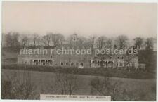 Sheffield, Convalescent Home Whiteley Woods Real Photo Postcard, C025