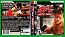 UFC 2009: Undisputed (Sony Playstation 3)