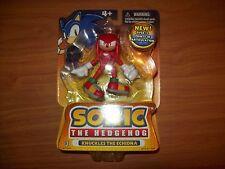 "knuckles jazwares 3"" sonic the hedgehog figure nib"