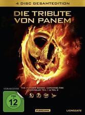 Die Tribute von Panem - 4 Disc Gesamtedition (2017)