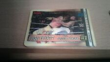 Topps WWF WWE Slam Attax 10th Edition Flix Pix Bray Wyatt