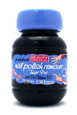 Beauty Formulas Nail Polish Remover Twist Pot Natural Nails 70ml Pro Vitamin B5