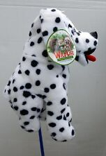 Dalmatian Oversized Golf Club Headcover ~ Fits Up To 500 cc