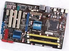 ASUS P5QL PRO Motherboard, LGA 775 Socket, Intel P43 Chipse,DDR2 Memory ATX