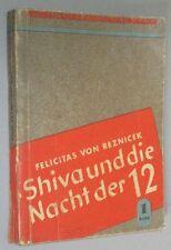 KRIMI von 1943 Felicitas von REZNICEK Shiva und die Nacht der 12