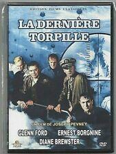 DVD - LA DERNIERE TORPILLE (GLENN FORD) GUERRE  / INTROUVABLE !!!