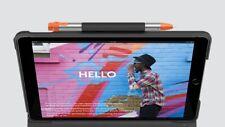 Logitech Logi iPad Keyboard Slim Combo Case with Bluetooth (Good Condition)