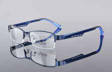 TR90 Men's Sports Fashion Half rimless Eyeglass Frames Optical Eyewear Rx 2387