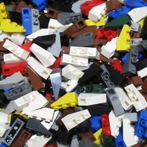 Used LEGO® - 500g-Packs - Slopes - 4287 - Schrägstein, Invers 33 3 x 1