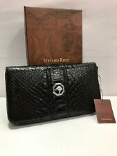 Stefano Ricci Men's Wallet Handbag Natural Python Absolutely Stunning