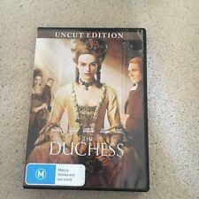 THE DUCHESS DVD, UNCUT EDITION.