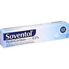 SOVENTOL Hydrocortisonacetat 0,5% Creme 30 g PZN 10714367