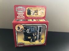 Vintage Kenner Star Wars Micro Collection Death Star Escape Playset box complete
