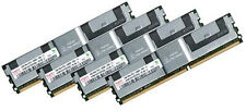 4x 4gb 16gb RAM estación de trabajo HP xw8400 667mhz FB DIMM ddr2 de memoria fullybuffered