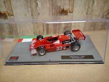 Modellino DIE CAST Merzario A1 1978 Arturo Merzario Formula 1 1/43