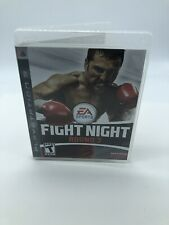 Fight Night Round 3 (Sony PlayStation 3, 2006) *Complete - Tested - VG*