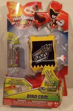 Power Rangers Dino Charge Electronic Dino Com With Charger (MIP) Package Creased