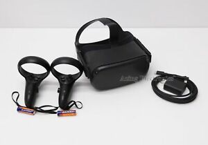 Oculus Quest 301-00170-01 64 GB All-in-One VR Gaming Headset - Black